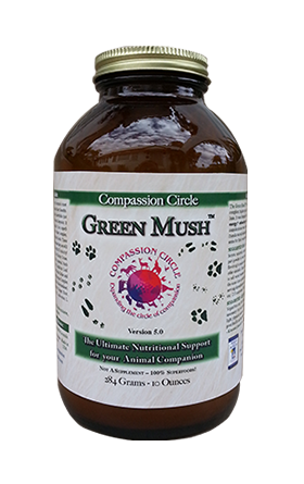 Green Mush™ – 10 Oz. Powder
