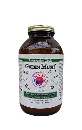 Green Mush™ – 5 Oz. Powder