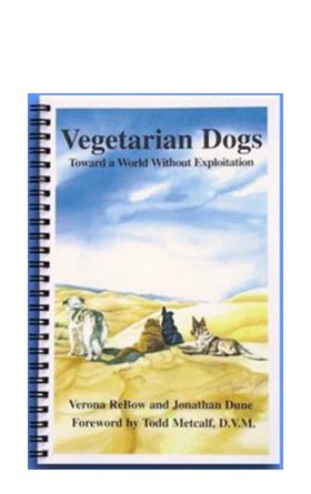 VegetarianDogsBook