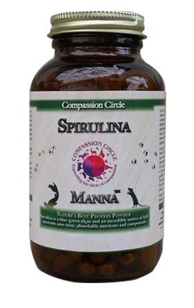 Spirulina_16oz Powder