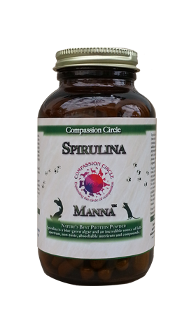 Spirulina_5oz Powder