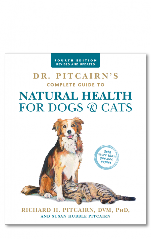 <em>Dr. Pitcairn's Complete Guide to Natural Health for Dogs & Cats</em>