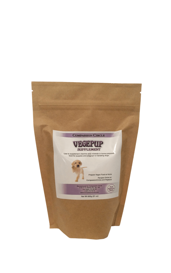 Vegepup 21 oz for Puppies